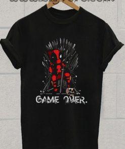Deadpool Game of Thrones Tshirt