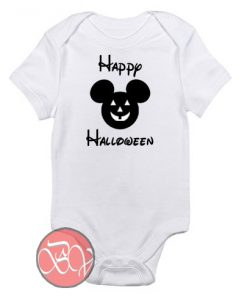 Disney Happy Halloween Baby Onesie