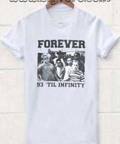 FOREVER xSANDLOTx Tshirt