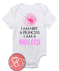 Game of Thrones Baby Onesie