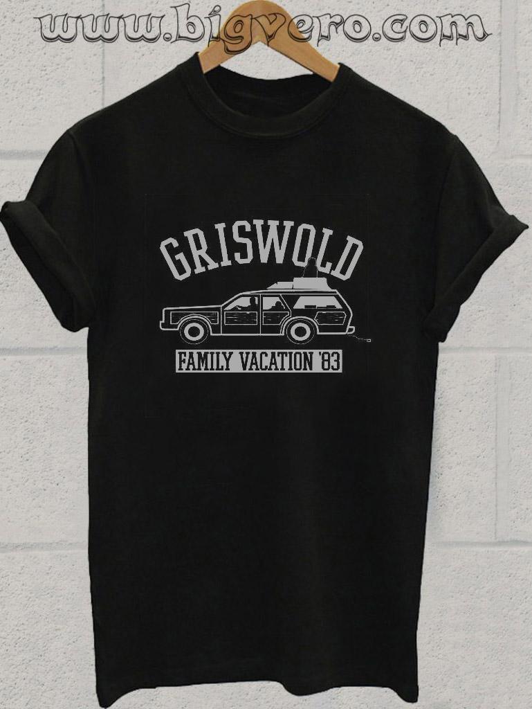 Griswold Family Vacation: Griswold Family Vacation Tshirt