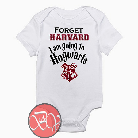 Harry Potter Hogwarts Baby Baby Onesie