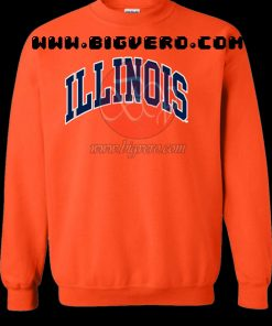 Illinois University Sweatshirt