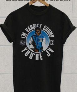 Jordan 11 Midnight Navy Varsity Tshirt
