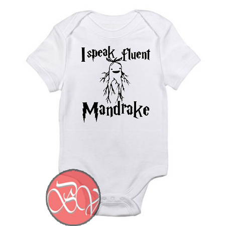 Harry Potter Baby Onesie