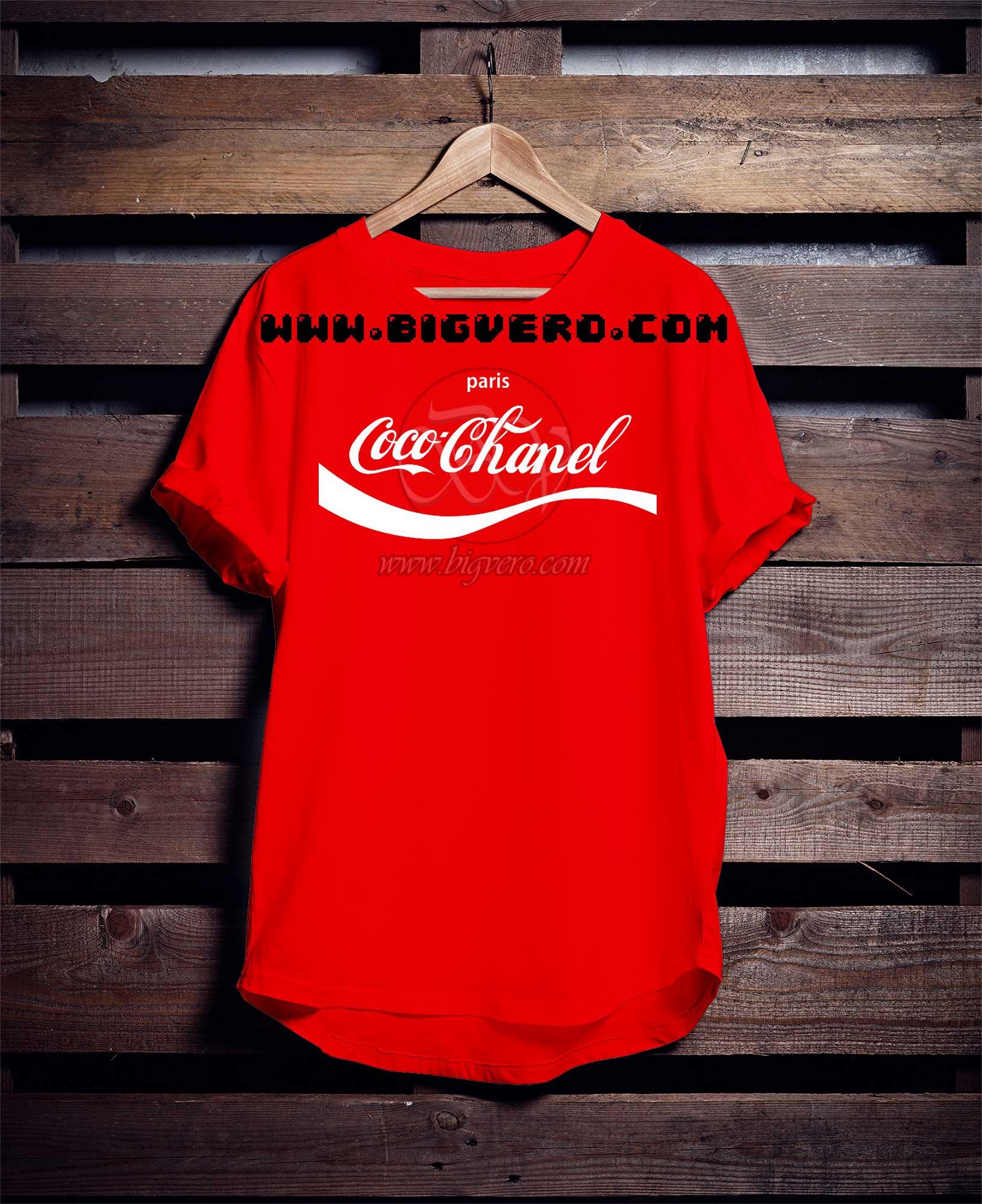 83663e8b2 Paris Coco Chanel ParodyTshirt | Cool Tshirt Designs - Bigvero.com