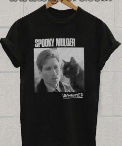 Spooky Mulder Unwanted Tshirt