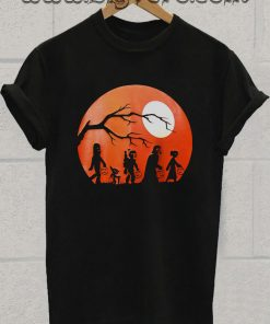 Star Wars Halloween Trick or Treat Tshirt