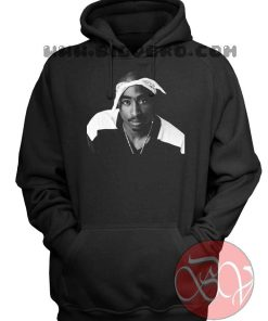 Tupac 4 Life Hoodie