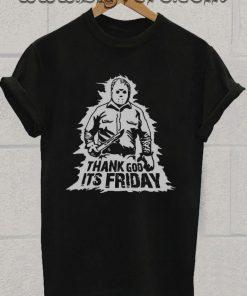 The 13th t shirt horror funny zombie Tshirt