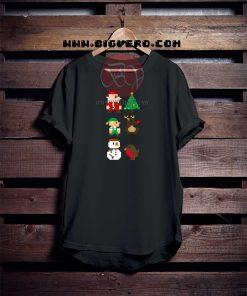 8Bit Christmas Tshirt