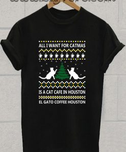 All I Want For Catmas Is A Cat Cafe In Houston