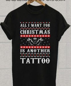 All I Want For Christmas Is Another Tattoo