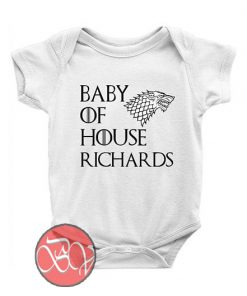 Baby of House Baby Onesie