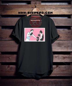 Batman Superman Boxing Tshirt