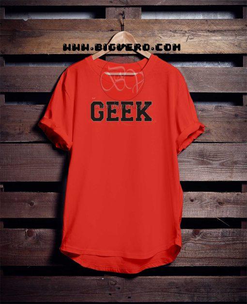 Best Geek Tshirt