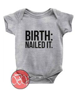 Birth Nailed It
