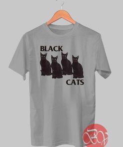 Black Flag Cat's Tshirt