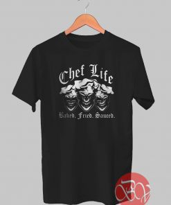Ugly Chef Life Tshirt