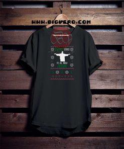 Christmas About Jesus Tshirt