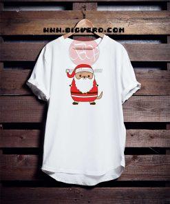 Christmas Santa Pupsheen Tshirt