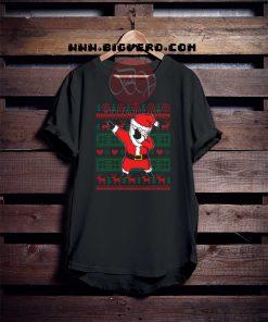 Dabbing Santa Christmas Tshirt