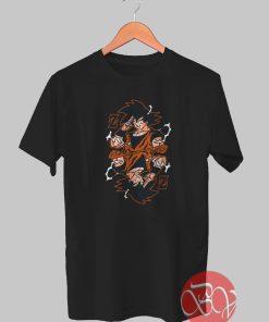 Dragon Warrior Tshirt
