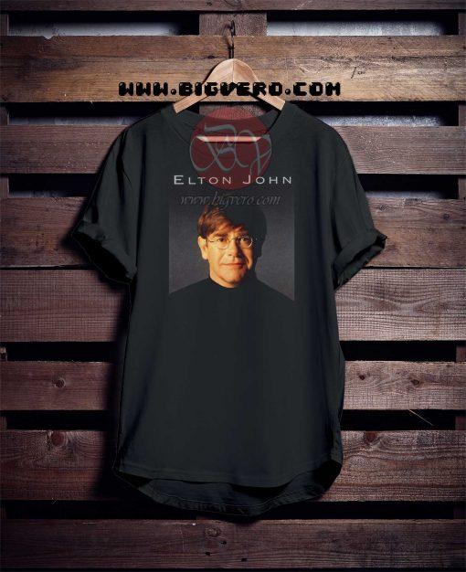 Elton John Made In England Tshirt