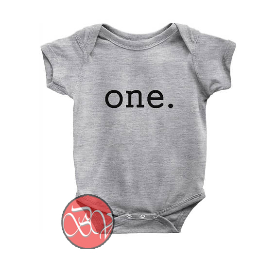 aa5065ec3 First Birthday Onesies | Cool Baby Onesie Designs
