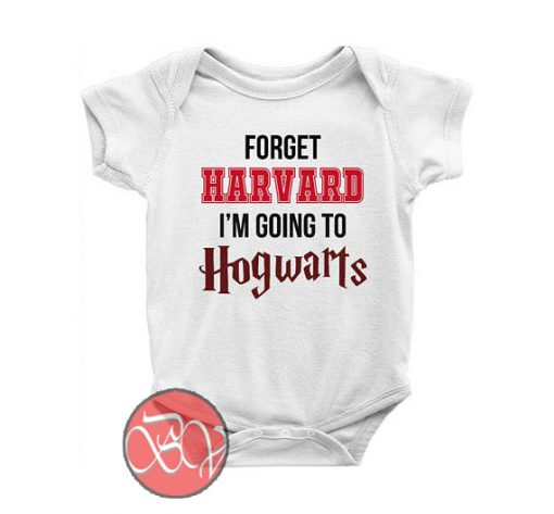 Forget Harvard I'm Going to Hogwarts