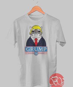 Grump Cat Parody Tshirt
