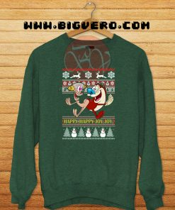 Happy Joy Christmas Sweatshirt