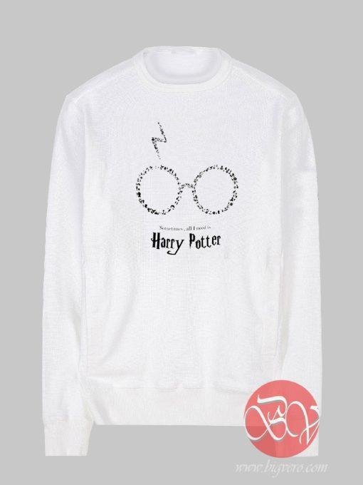 Harry Potter Quotes Sweatshirt