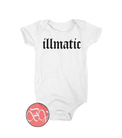Illmatic Baby Onesie