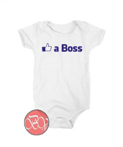 Like A Boss Baby Onesie