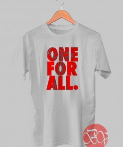 All Might One For All Tshirt