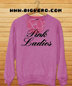 Pink Ladies Sweatshirt