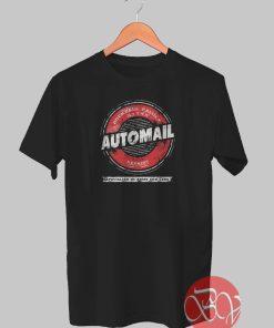 Rockbell Automail Tshirt