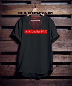 Saint Sundays NYC Tshirt