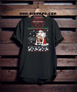 Santa Christmas Coming Tshirt