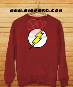 The Flash Logo Sweatshirt