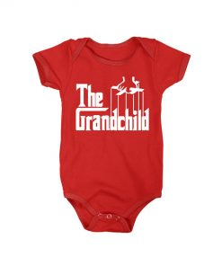 The Grandchild Baby Onesie