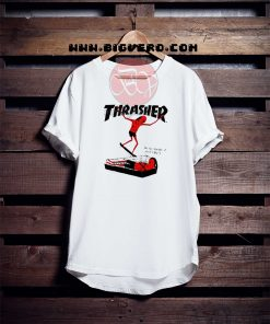 Thrasher Coffin Tshirt
