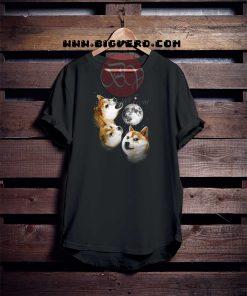 Three Dog One Moon Tshirt