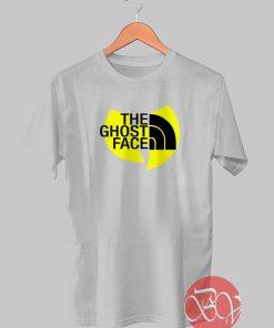 Wu-Tang Ghost Face Tshirt