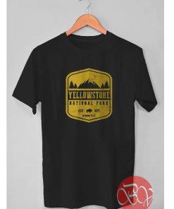 Yellow Stones Logo Tshirt