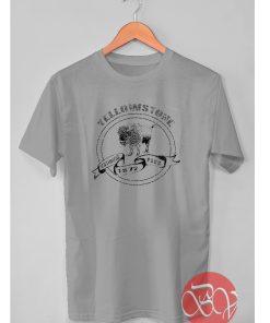 Yellow Stones Park 1872 Tshirt