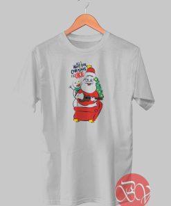 All I Want Christmas Is Uke Tshirt