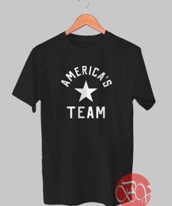 America Team Tshirt