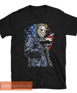 American Killer Unisex Tshirt
